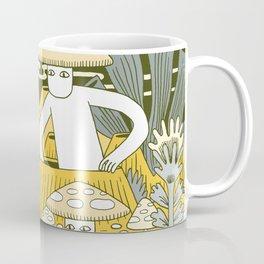Mushroom Men Coffee Mug