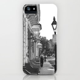 NOLA Stoops iPhone Case