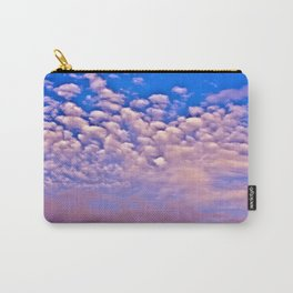 Strawberry Skies Carry-All Pouch