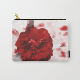 Rosa Sangue Carry-All Pouch