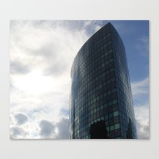 Look Up Edit Canvas Print