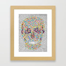 SKLLFCKR Framed Art Print