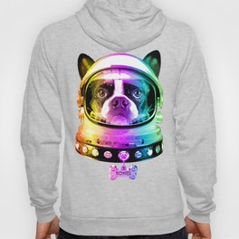 Space Dog Hoody