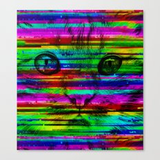 Catatonic Canvas Print