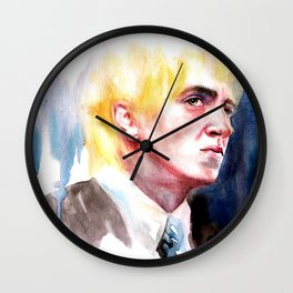 Serpent Pride Wall Clock