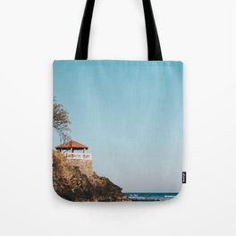 playa los mangos Tote Bag