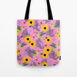 Caitlin Loves Nature Tote Bag