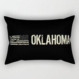 Black Flag: Oklahoma Rectangular Pillow