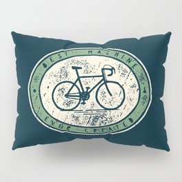 Bicycle - Best Machine Ever Created Pillow Sham