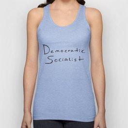 Democratic Socialist Unisex Tank Top