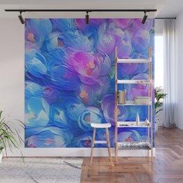 Flower Fantsy - Crocus Wall Mural