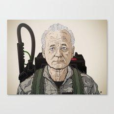 Dr. Venkman 2013 Canvas Print
