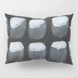 Black Oysters  Pillow Sham