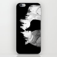 larry iPhone & iPod Skins featuring Larry by Vidility