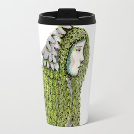 Ela. Defoliating Travel Mug