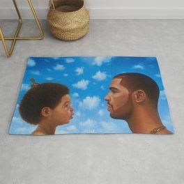 Drake Nothing Was The Same Rug