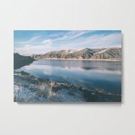 Echo Reservoir Metal Print