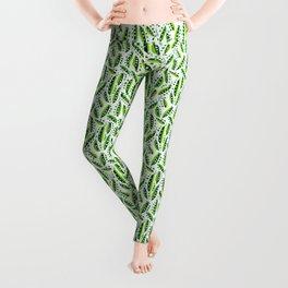tumbling peas ... Leggings