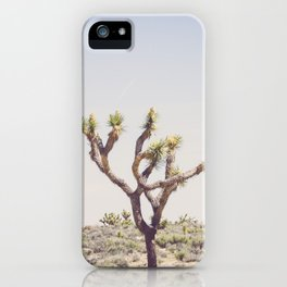 Joshua Tree iPhone Case