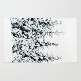 Snow Porn Rug