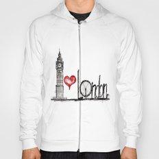 I love London Hoody