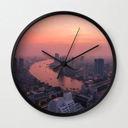 BANGKOK 05 Wall Clock