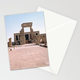 Temple of Dendera, no. 2 Stationery Cards