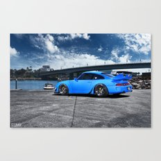 Porsche 993 Canvas Print
