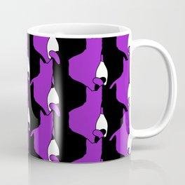 Cat Silhouettes Coffee Mug