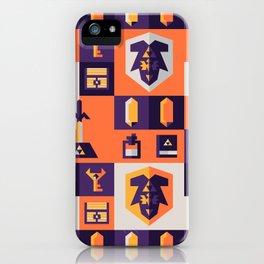 Legend of Zelda Items iPhone Case