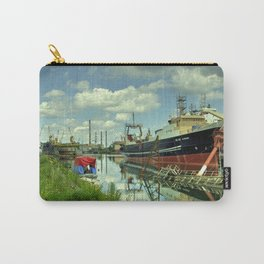 Blaengur  at Gdansk Shipyard Carry-All Pouch