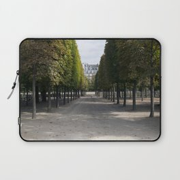Tuileries Garden in the fall Laptop Sleeve