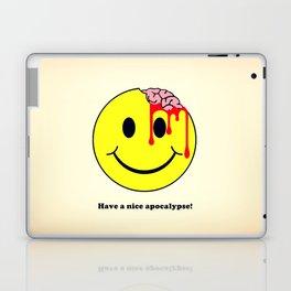 Have a nice apocalypse! Laptop & iPad Skin