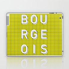 Bourgeois Laptop & iPad Skin