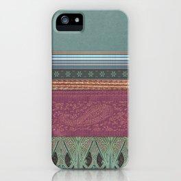 River Fabric iPhone Case