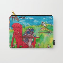 Island Life Carry-All Pouch
