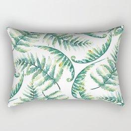 Woodland Ferns Rectangular Pillow