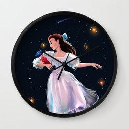 Midnight Dance Wall Clock
