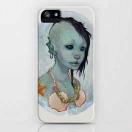 A Little Mermaid iPhone Case