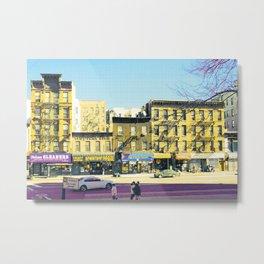 Americana - Harlem - DOTS - New York Metal Print