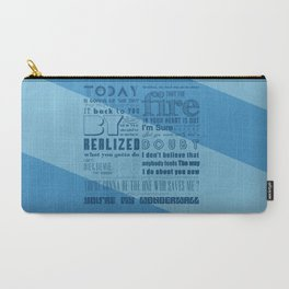 WONDERWALL Carry-All Pouch