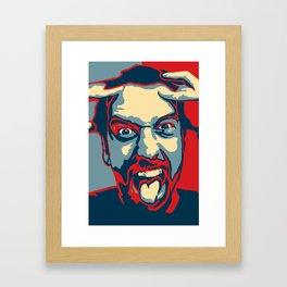 Tom Green Framed Art Print