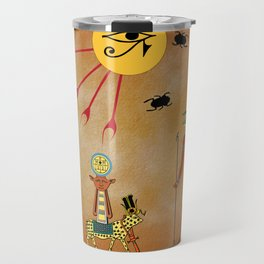 Egypt Travel Mug