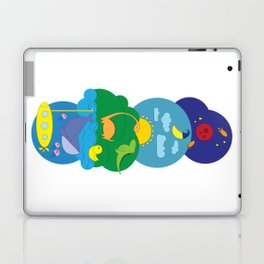 Discovering the World Laptop & iPad Skin