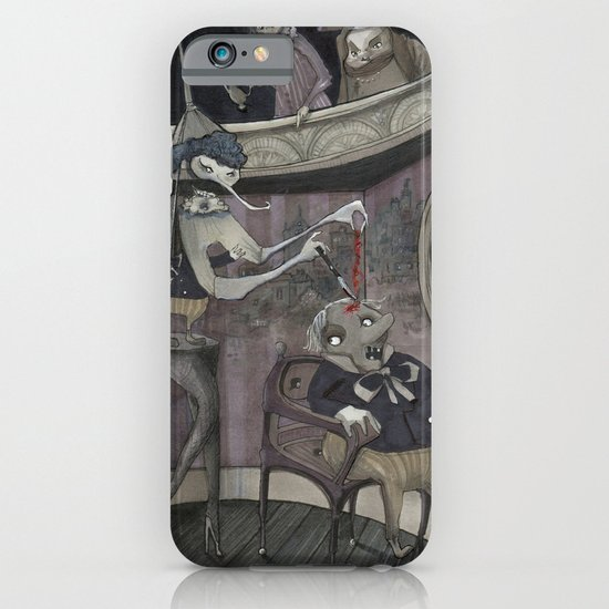 The Stone of Folly iPhone & iPod Case