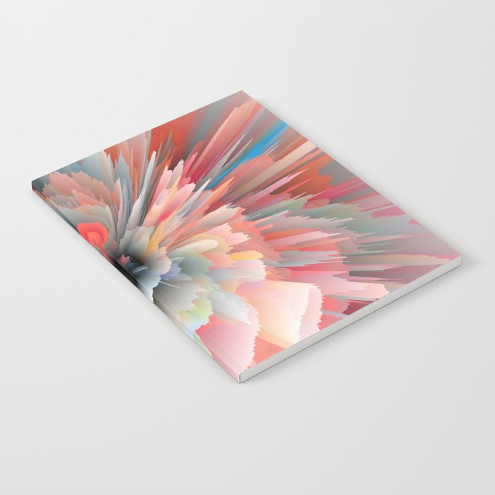 Digital Poppy Notebook