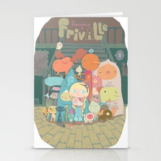 frimin Stationery Cards