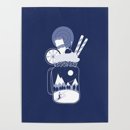 Whipped Cream Day Poster