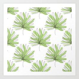 Canabis Art Print