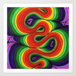 Vibrancy Art Print
